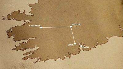 Killarney to Cobh
