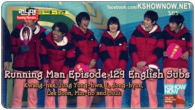 Image of: Ji Suk Running Winter Olympics Episodeninja Best Running Man Episodes Episodeninja