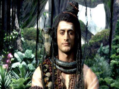 Narad Muni Comes To Meet Prajapati Daksh