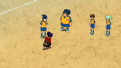 Soccer Battle! Sakamoto VS Okita