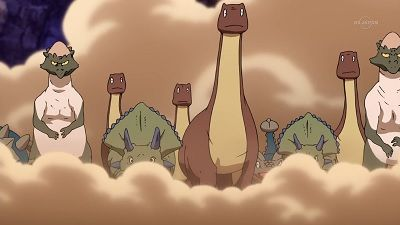 See That?! The Dinosaur King