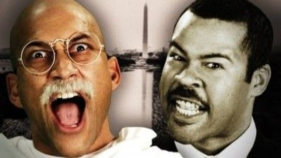 Gandhi vs Martin Luther King, Jr.