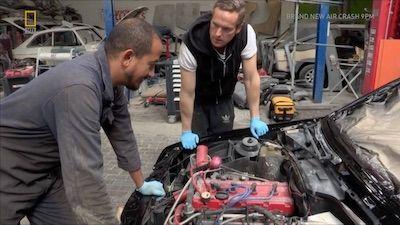 Cosworth In Crisis