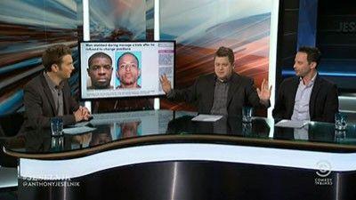 Patton Oswalt & Nick Kroll