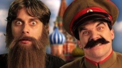 Rasputin vs Stalin