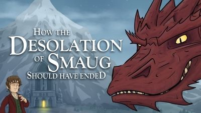 How The Hobbit: The Desolation of Smaug Should Have Ended