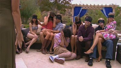 Blindfolded Singing Contest