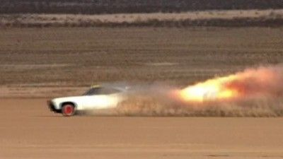 JATO Rocket Car: Mission Accomplished?