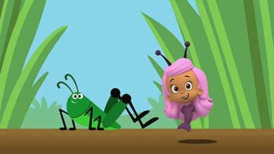 Bring on the Bugs!