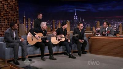 Will Smith, U2