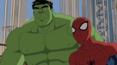 The Incredible Spider-Hulk
