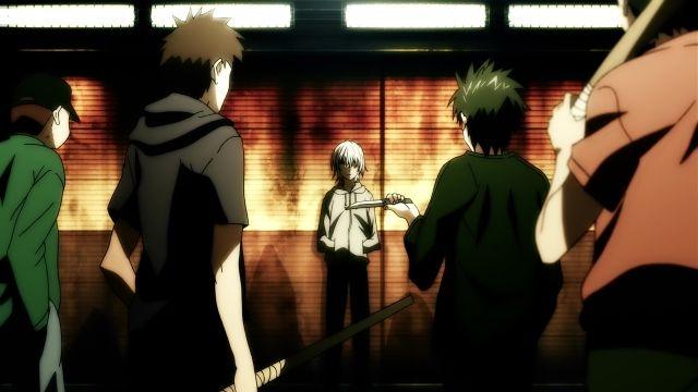 The Weakest (Touma Kamijou)