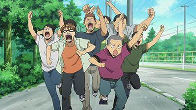 Run Towards The Future, Hachiken!