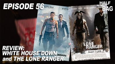 White House Down and the Lone Ranger