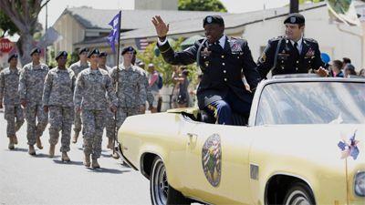 Parade Duty