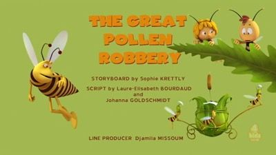 The Great Pollen Robbery