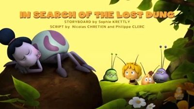 In Search of the Lost Dung