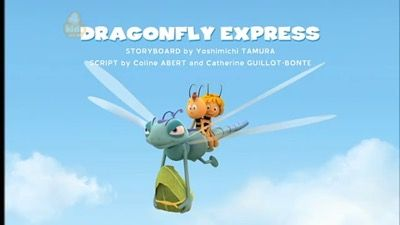 Dragonfly Express