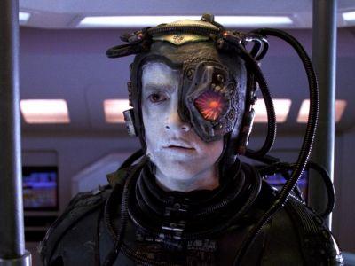 I, Borg