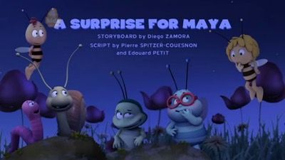 A Surprise for Maya