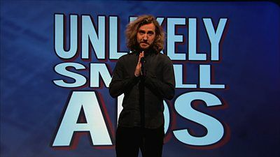 Milton Jones, Miles Jupp, Josh Widdicombe and Seann Walsh