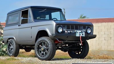 Victor's 1967 Ford Bronco
