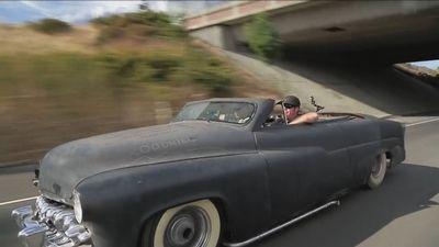 Rat Rod Custom 1950 Mercury Rescue!
