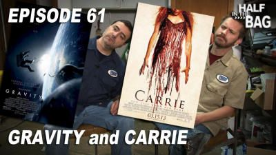 Gravity and Carrie