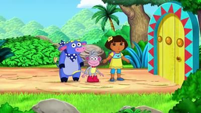 Dora's Rainforest Talent Show