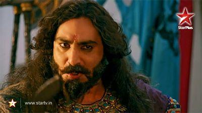 Shakuni provokes Ashwatthama