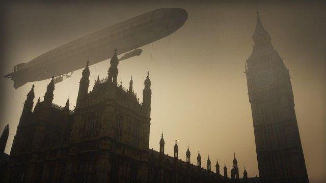 Zeppelin Terror Attack