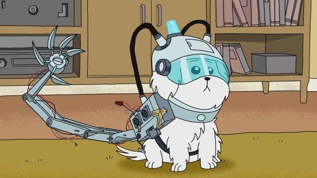 Lawnmower Dog