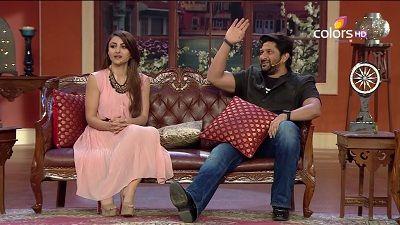 Arshad Warsi & Soha Ali Khan