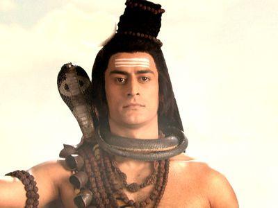 Lord Rama Breaks Mahadev's Bow