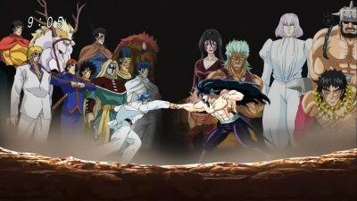 Top Showdown! IGO vs. Bishokukai