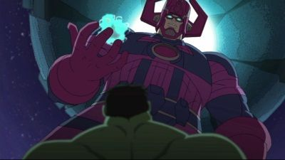 Galactus Goes Green