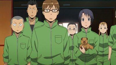 Hachiken Adopts Vice Prez
