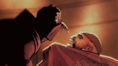 Black Panther vs. Juggernaut and Black Knight (2)