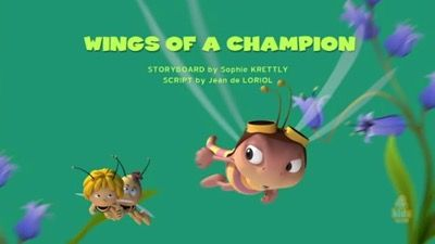 Wings of a Champion