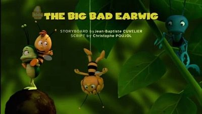The Big Bad Earwig