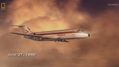 Massacre over the Mediterranean (Aerolinee Itavia, Flight 870)