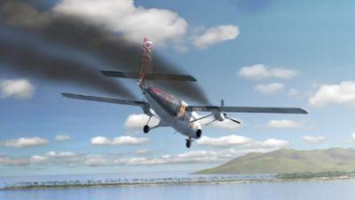 Terror in Paradise (Air Moorea, Flight 1121)