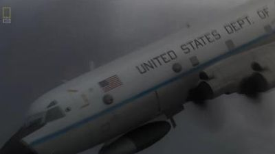 Into the Eye of the Storm (NOAA42 Hurricane Hunter Incident)