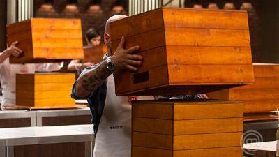 A Matryoshka Mystery Box