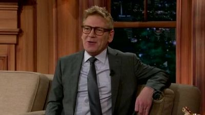 Kenneth Branagh, Christian Finnegan