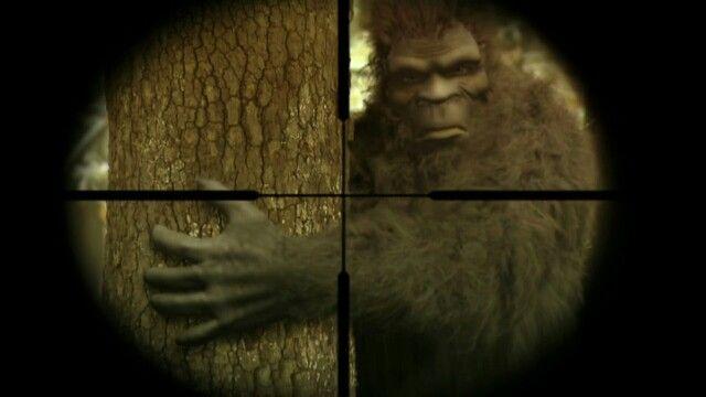 Coal Miner's Bigfoot