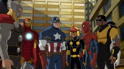 The Avenging Spider-Man (1)