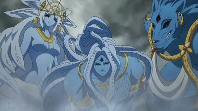 The Djinn Warriors