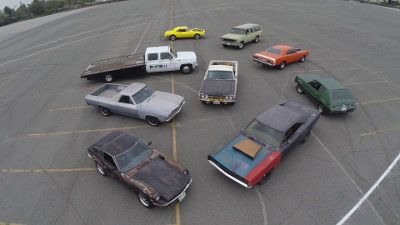 Project Car Shootout! Watch Every Roadkill Car Ever Battle it Out