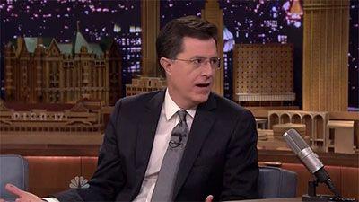 Stephen Colbert, Keri Russell, Broken Bells